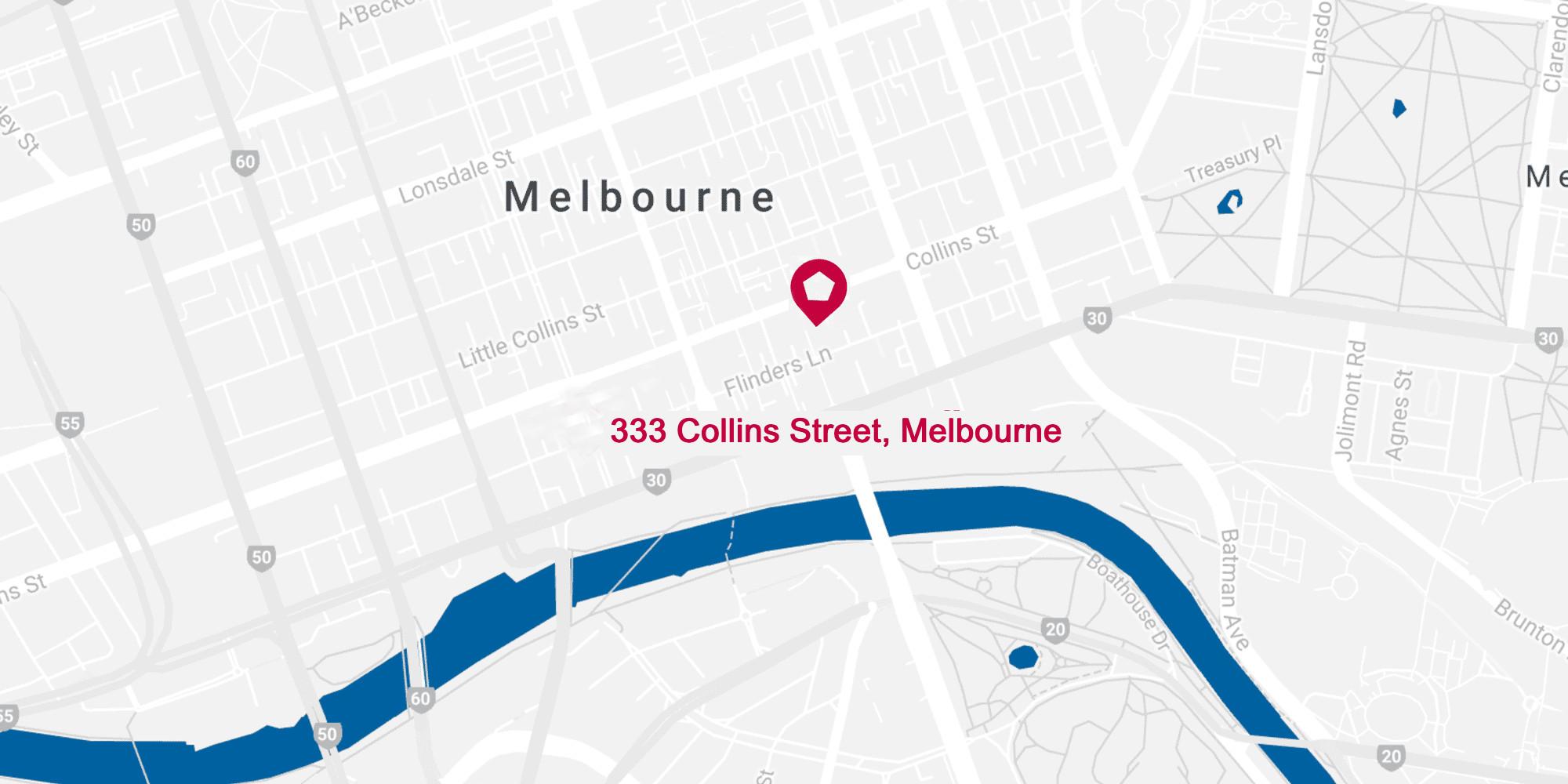 333 Collins Street, Melbourne